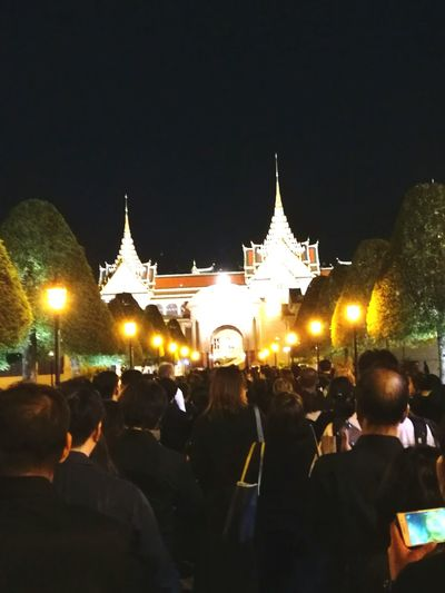 I Was Born In The Reign Of King Rama IX Of Thailand.น้อมส่งเสด็จสู่สวรรคาลัย
