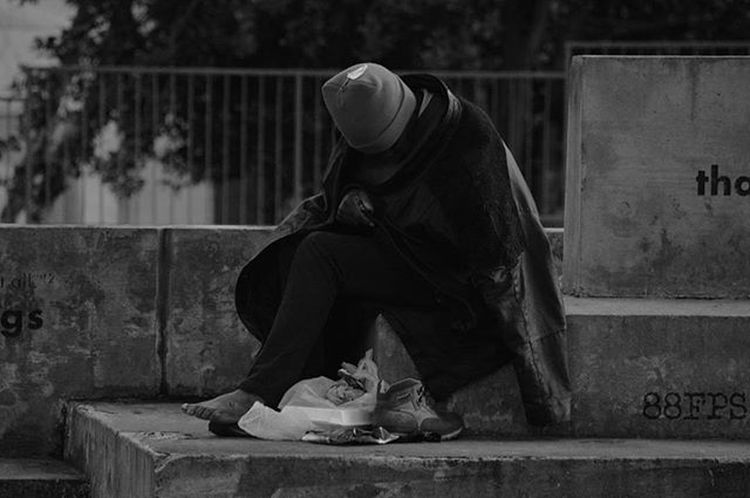 """People, Keep warm in these streets.... *PS: this lady was really nice. I gave her a few dollars, but before she took the money she said, """"I don't want your money if you need it. Don't go broke BC of me."""" (With tears in her eyes) - - - - Fartoodope Jw_photographers Shootermag Nbc4ny Shoot2kill Vintique Huffpostgram Nothingisordinary Royalsnappingartists Streetdreamsmag Urbex Exklusive_shot Featuremeinstagood StreetLife_Award Topvsco Hypebeast  9finds Abc7ny Createcommune Uncalculated Jw Icatching Ink361 Vscocam Visualsoflife royal_shots500pxvscophilevisualsjwkilleverygram"""
