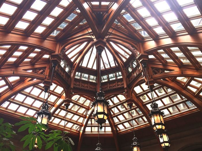 Ceiling Architectural Feature Insideofbiltmore