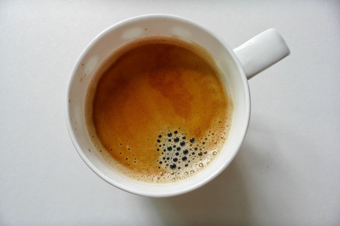 Liquid Lunch Coffee Decaf Coffee Breakfast Drink Morning Food And Drink Cup Table Espresso