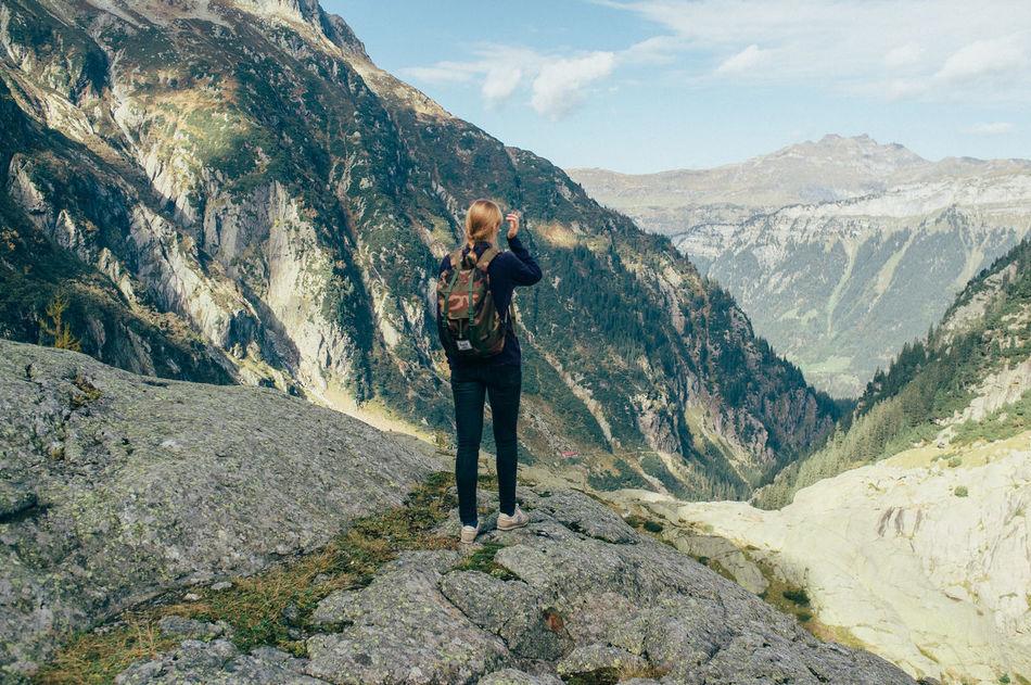 Beautiful stock photos of camping, Adventure, Cloud - Sky, Day, Female