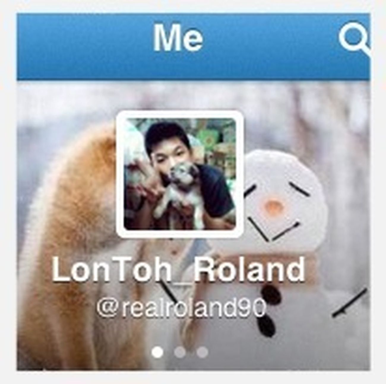 Follow My Twitter @realroland90 Please