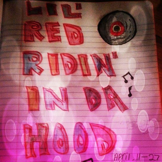 Come see little red ridin in da hood Saverdtc