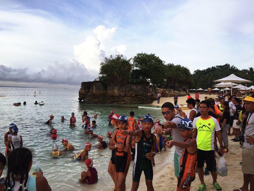 Sport In The City Kids Triathlon Into Kids Alaskamilk Eventcoverage Eyeem Philippines Place I've Been Enjoying The View