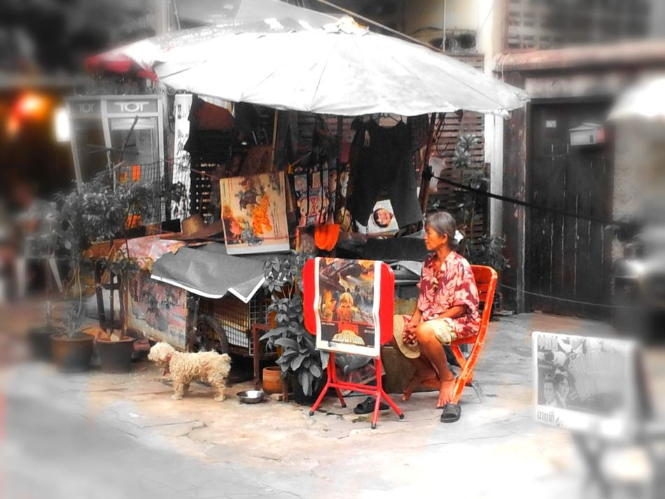 #market #Thailand Adult Adults Only Architecture Day Eye4photography  EyeEm EyeEm Best Shots EyeEm Gallery EyeEmBestPics Heat - Temperature Industry Manual Worker Men Metal Industry Occupation Old Woman Outdoors People Real People Smoke - Physical Structure Streetphotography Woman Working EyeEmNewHere