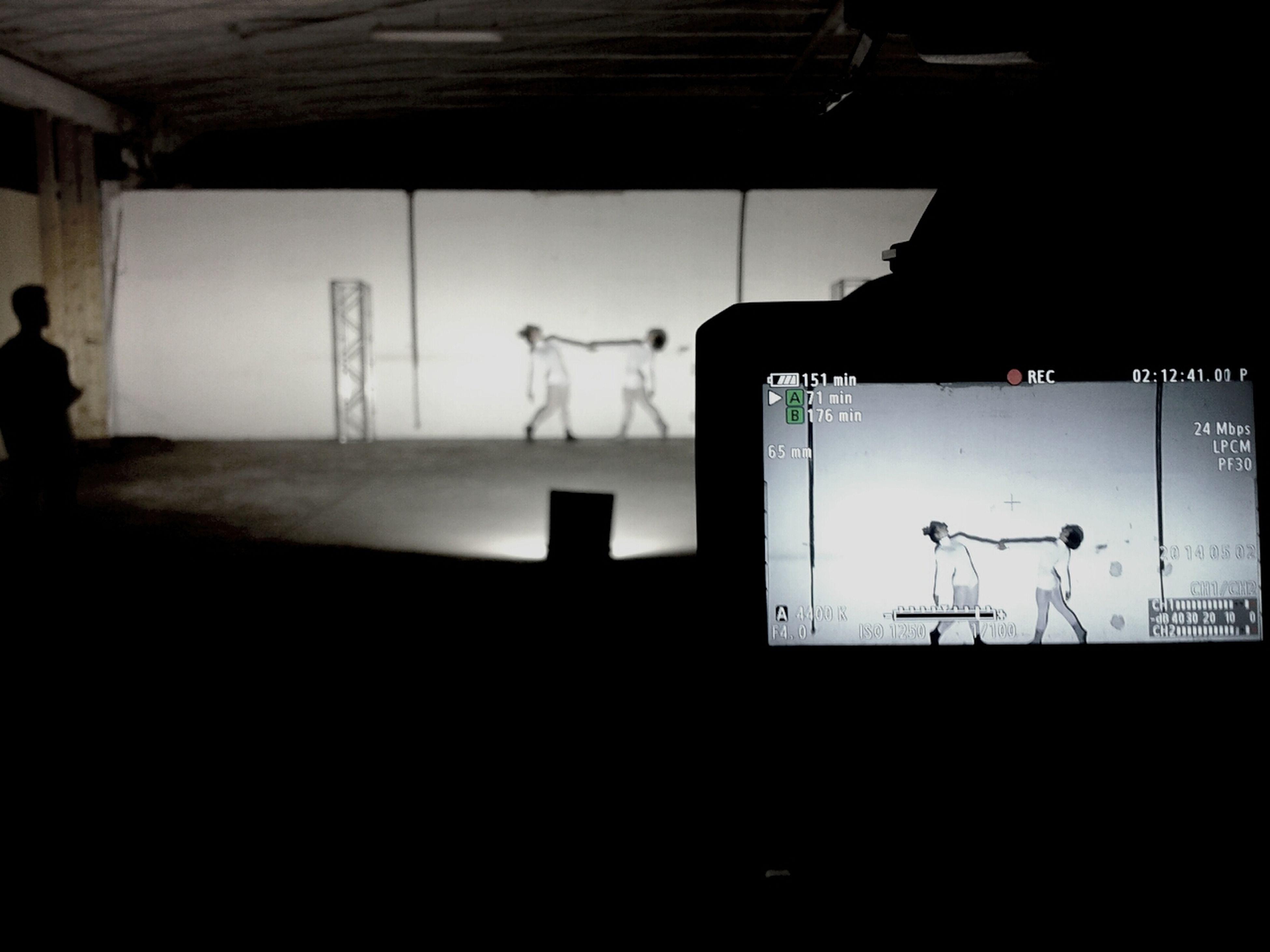 Video Shoot Dancers Canon Eos C100 Video Production
