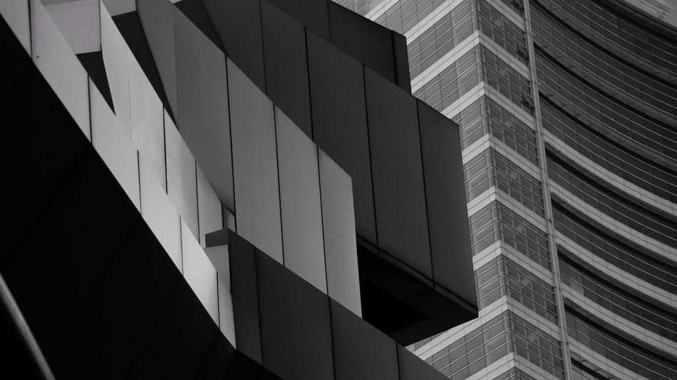 Architecture Building Exterior Built Structure Modern Window Low Angle View Full Frame No People Skyscraper Day Outdoors City Art Is Everywhere