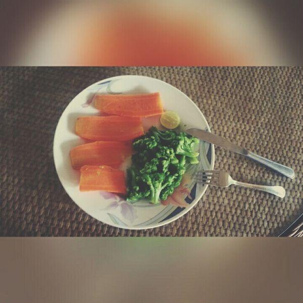 Brokoli Food Vegan Foodphotography ♡