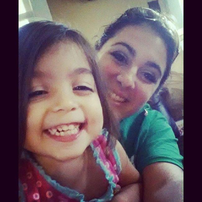 Love this girl Goddaughter Miapia Sobig