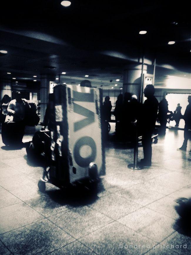Love at arrivals... AMPt_community Cloud Bursting