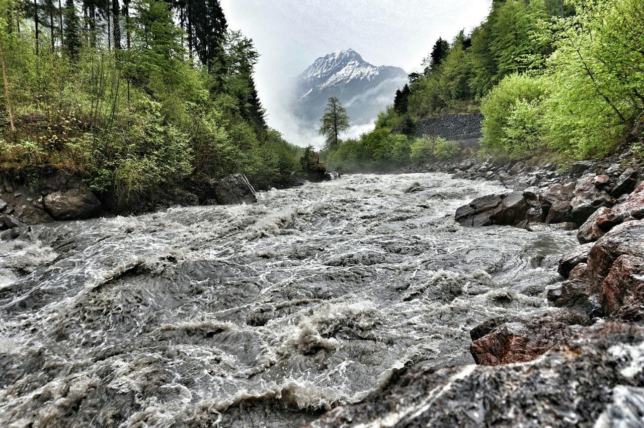 Water Nature Hdr_Collection Flood Eye4photography  EyeEm Best Shots Bernese Oberland Switzerland Wet Day