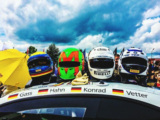Motorsport Helmets 24h Race Race Nurburgring
