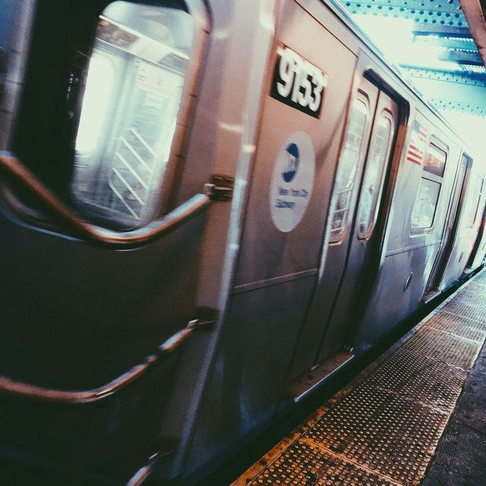MARS X NYC Lost NYC Train Epic