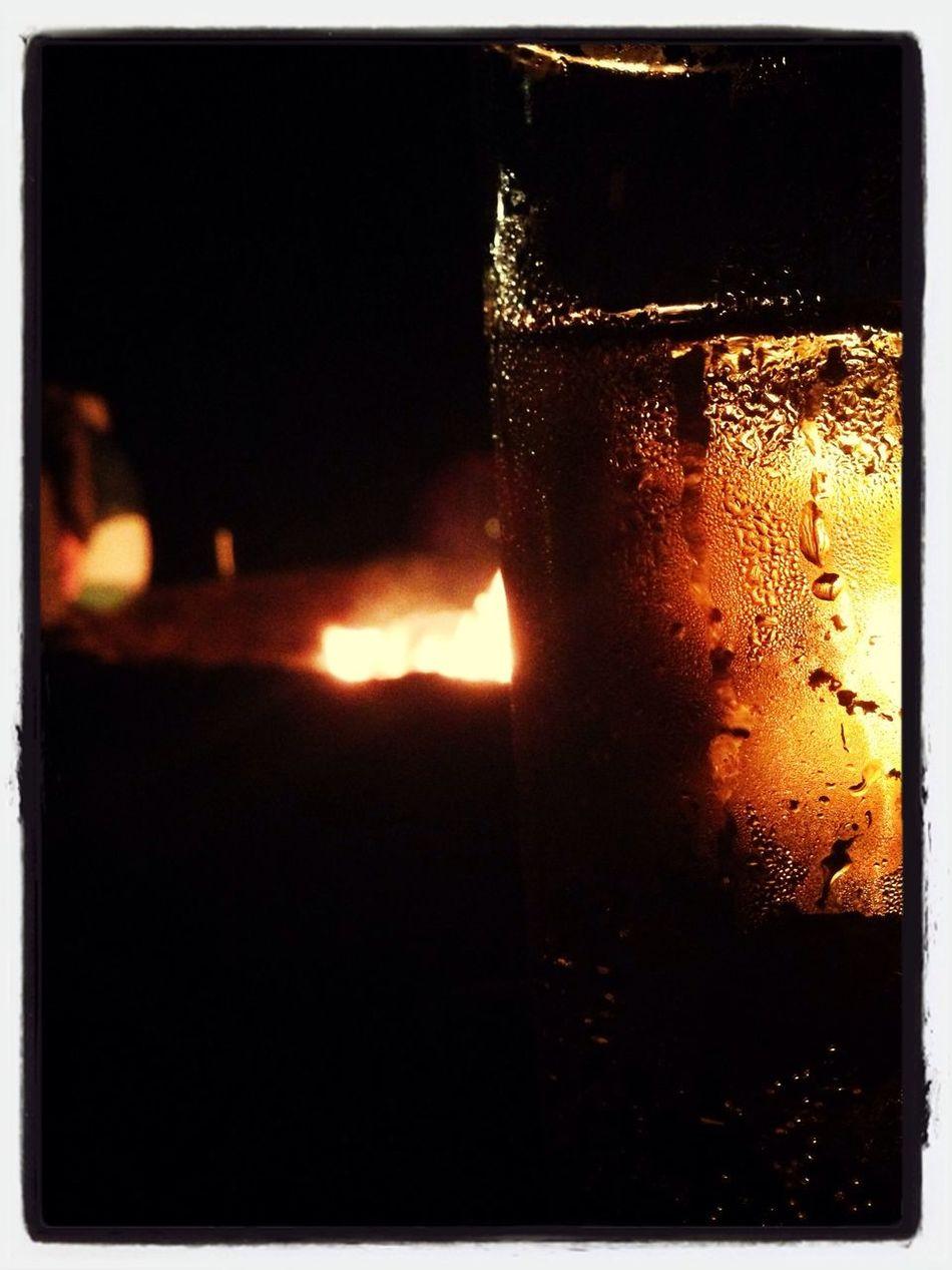 Piscola Fogata Relax Relaxing Noche