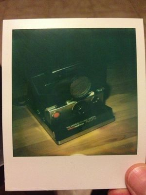 SX70 by Frank Finsterbann