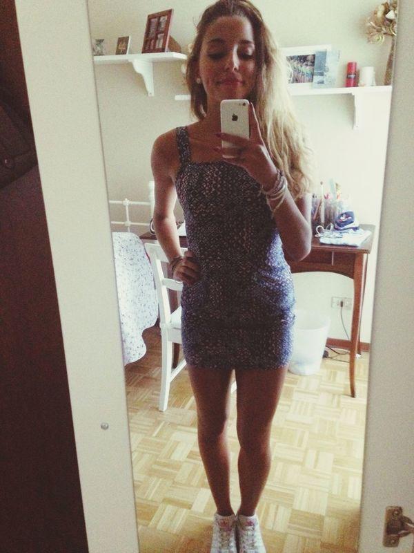 Taking Photos New Dress!
