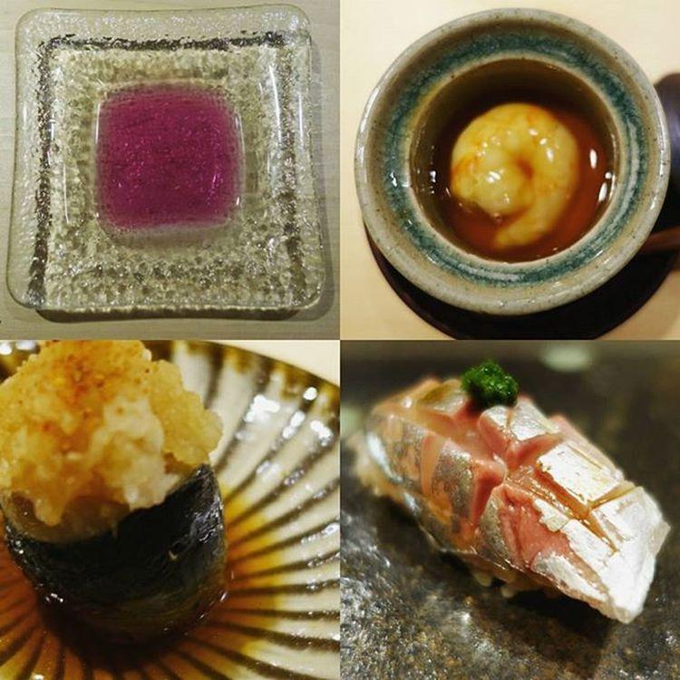 東京お寿司night 富山のお寿司をいただいて、当分お寿司は食べないと思ったのに3日後に素敵なお寿司に出会ってしまった くろ崎 Sushi Shibuya Kurosaki