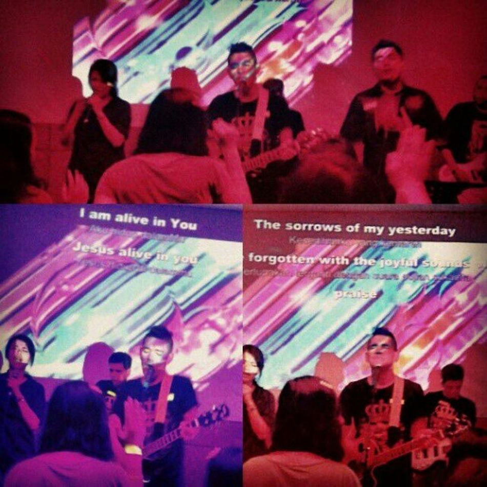 Everything I see is in color Lifehousebali Church Fun Alive