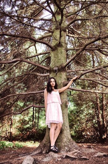 Fandangodog One Person Nature Outdoors Beautiful Woman Imagination Magical Trees Tree Forest Trees Sleeping Beauty Latina Russian Girl Saint Petersburg Russia EyeEm Selects Breathing Space Breathing Space The Week On EyeEm The Week On EyeEm
