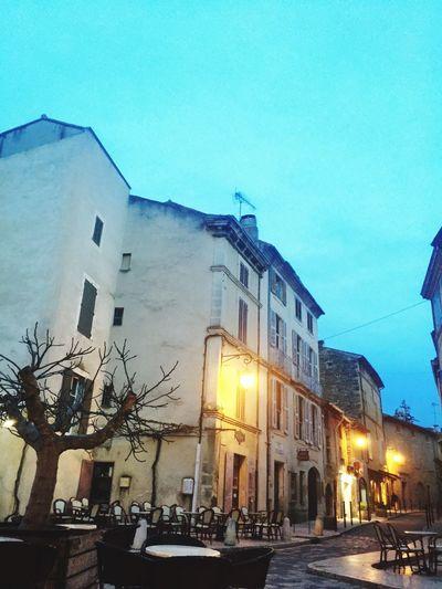 Village du sud France Provence