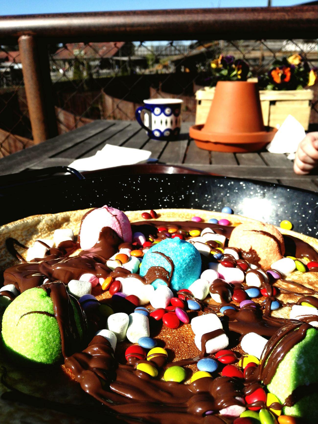 Eierkuchen Karl's Erdbeerhof Foodporn Coffee And Sweets