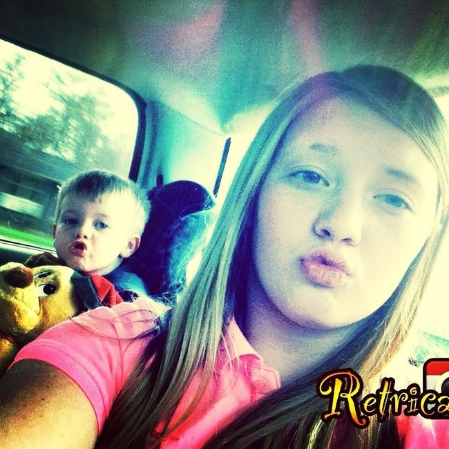 With My Awesome Brother!! Love Him!!