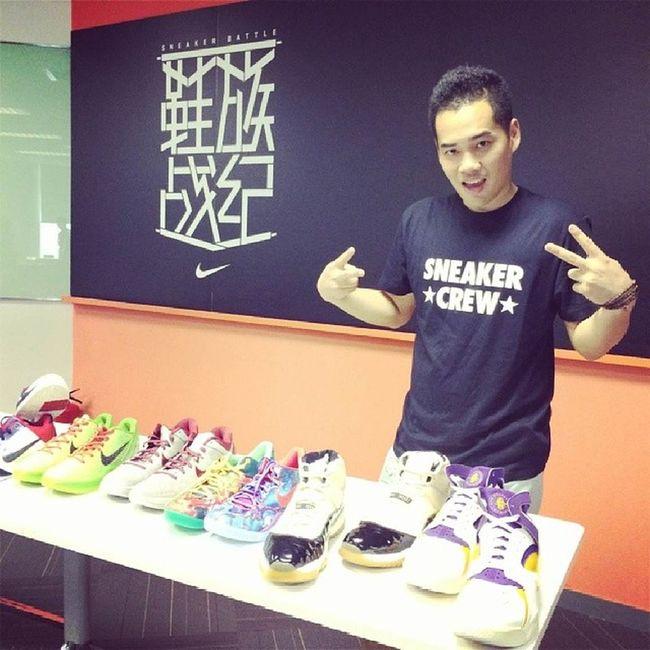 SneakerCrew 莆田男