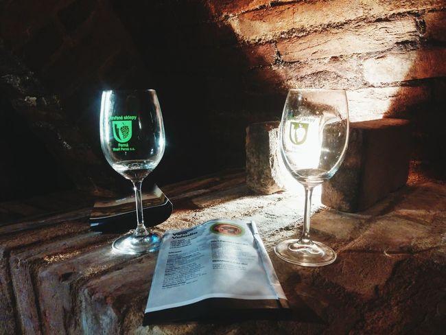 Wine Tasting Winery Wine Glass Moravian Wine Degustation
