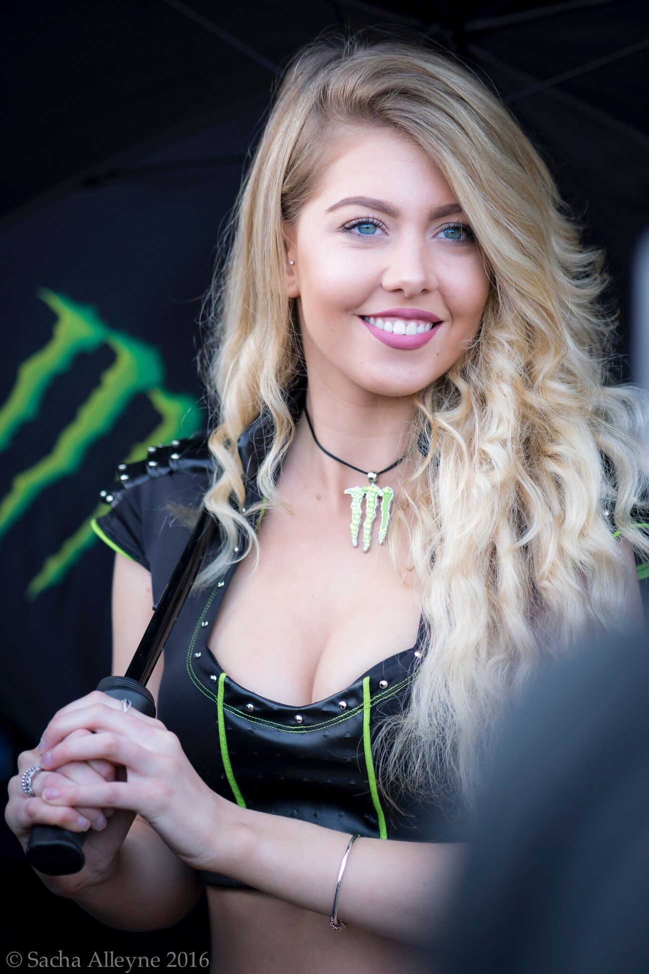 Monster Energy grid girl Blond Hair Portrait One Person Beautiful Woman Smiling Model Young Women Promo Model Promomodels Day Grid Girl Outdoors Beautiful Britishsuperbikes Pitlane Gridgirls Cheerful