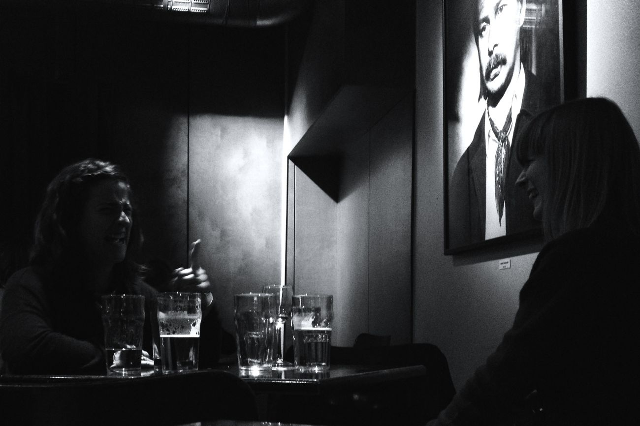 Life ain't always like in Kaurismäki movies. Movies Blackandwhite Eye4photography  AMPt_community