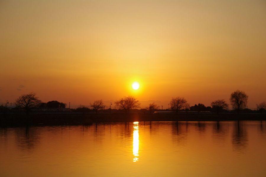 EyeEm Nature Lover Landscape Reflection Sun-collection