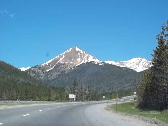 Taken along I-70 in Colorado, June 2015. Colorado Day Mountain View Mountains Mountains And Sky Nature Nature Photography No Filter No People Summer Views Trip