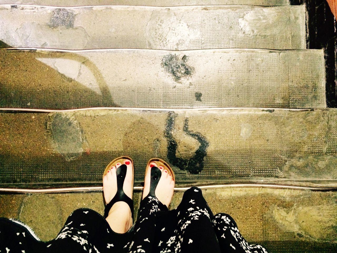 Stairways Onmywaytowork Schiefe Sichten Stairs
