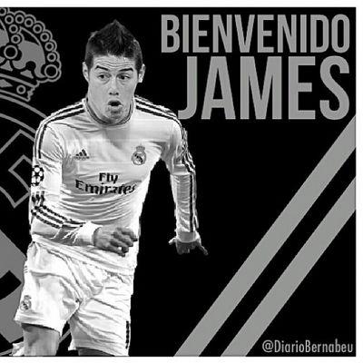 SÍ SÍ SÍ JAMES YA ESTÁ AQUÍ! BienvenidoJames ❤👍👌✌👊 @jamesrodriguez10 Jamesrodriguez Colombia James_rodrigues realmadrid HalaMadrid Madridista madridismo Rmcf rma losblancos