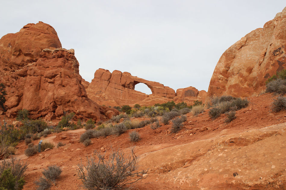 Arches National Park Arches National Park, Utah Day Geology Landscape Natural Arches Nature No People Outdoors Rock Formations Tourism Travel Destinations Utah