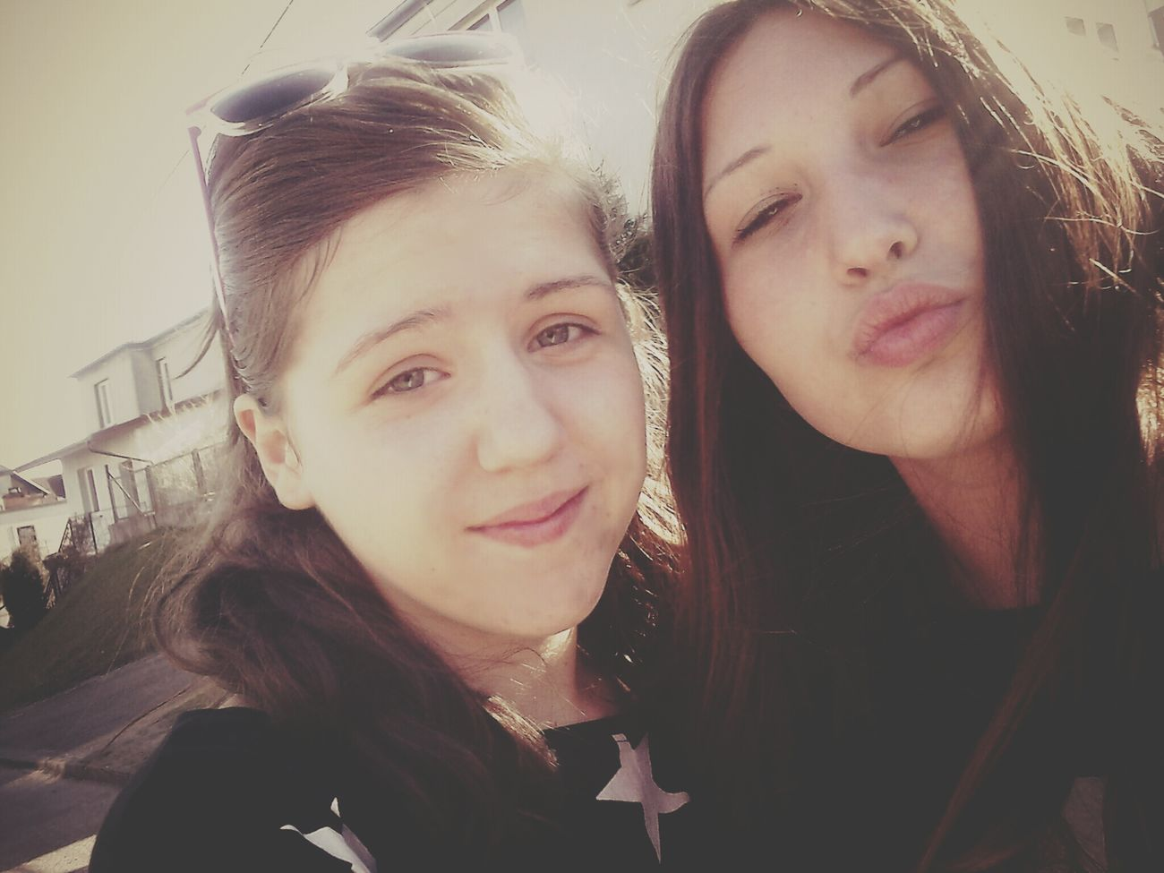 me and Darya :)))) Cousin LOL Beautiful Hahah
