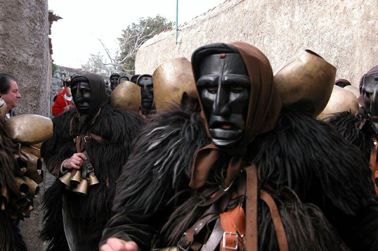 Carnevale Mamutones