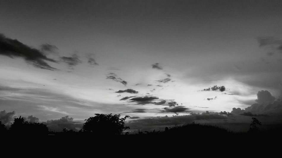simple Lanscape indonesia Lanscape_Collection  EyeEm Best Shots - Black + White Blackandwhite Photography Phoneographer Black And White Collection  Parekediri