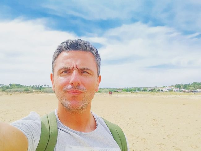 Future Colours Beach Bum Selfie