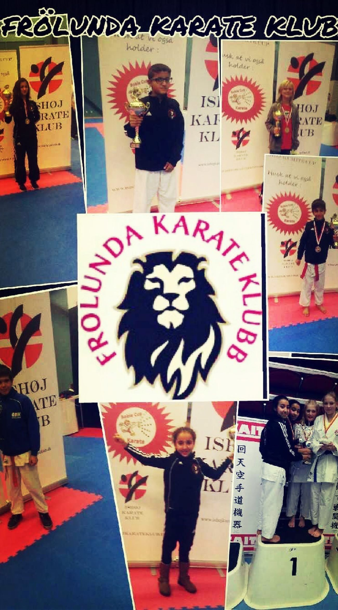 Frölunda Karate Gothenburg Sweden Karate
