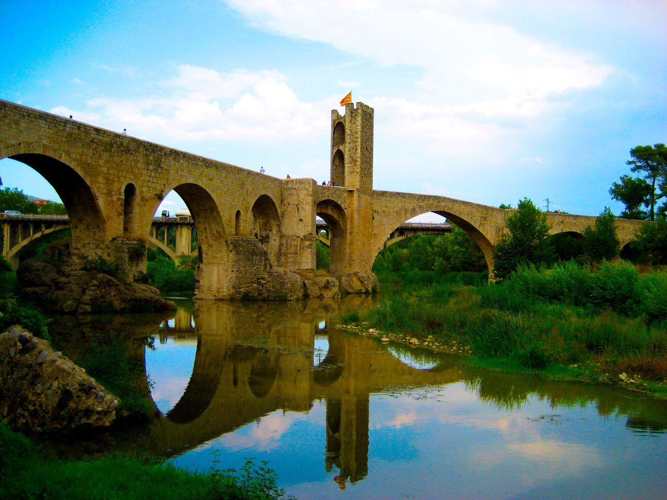 Bridge MadewithmyPanasoniccamera Town France