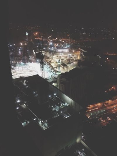 Taking Photos Makkah مكة المكرمة