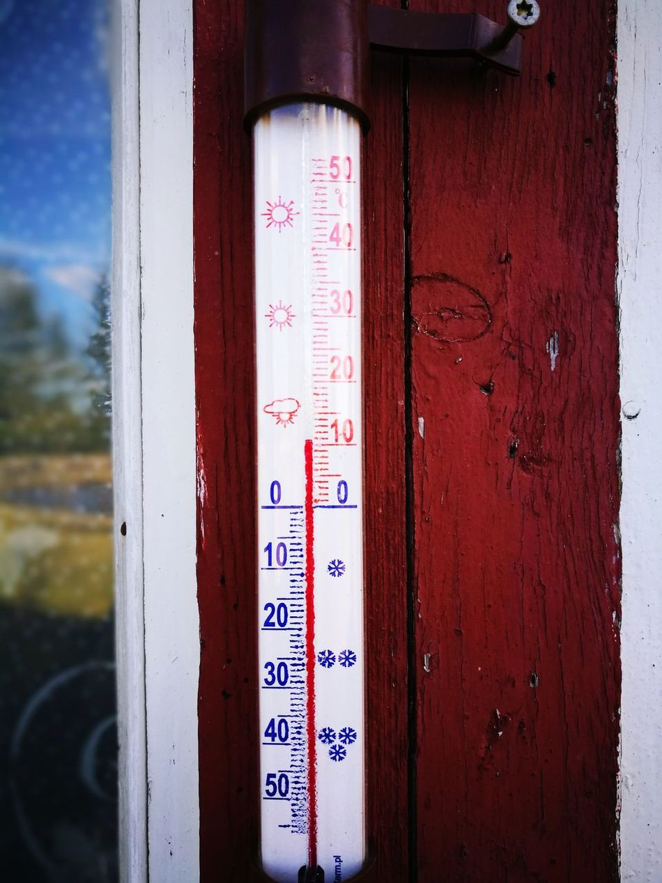 Thermometer Outdoors