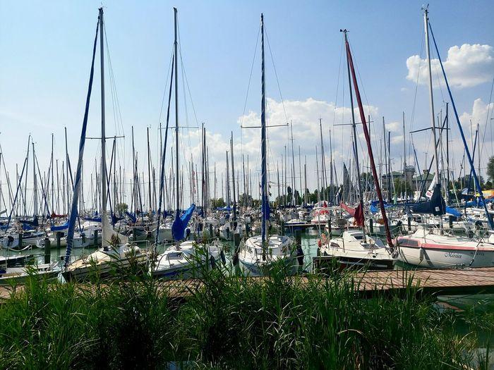 Balaton - Hungary Balaton-felvidék b Water Boats⛵️ Boats That Floats Boats On Water