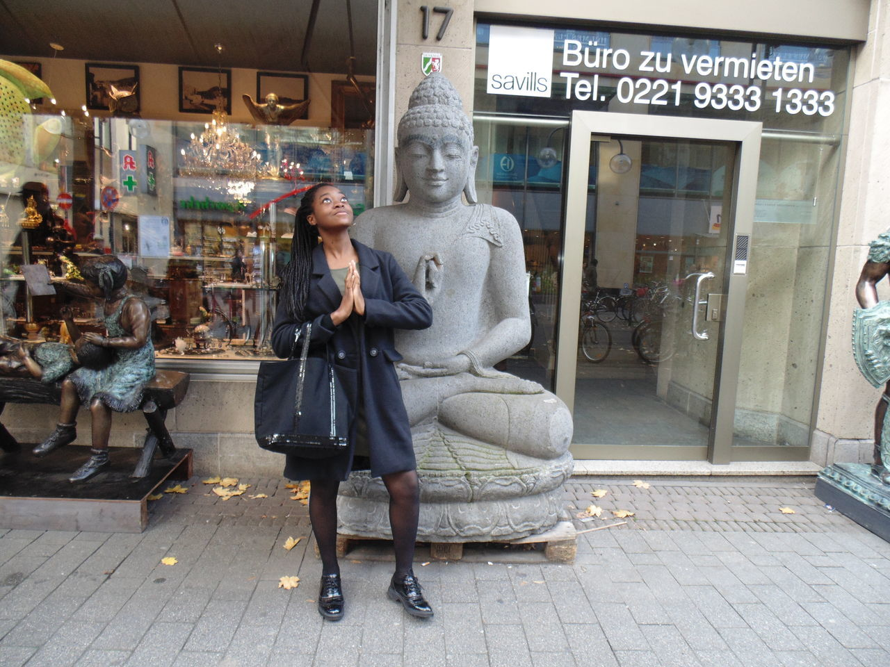Cologne Germany Köln Bouddha  Buddhism Buddha Laughing Praying Pray Trip Traveling Europe Tourists