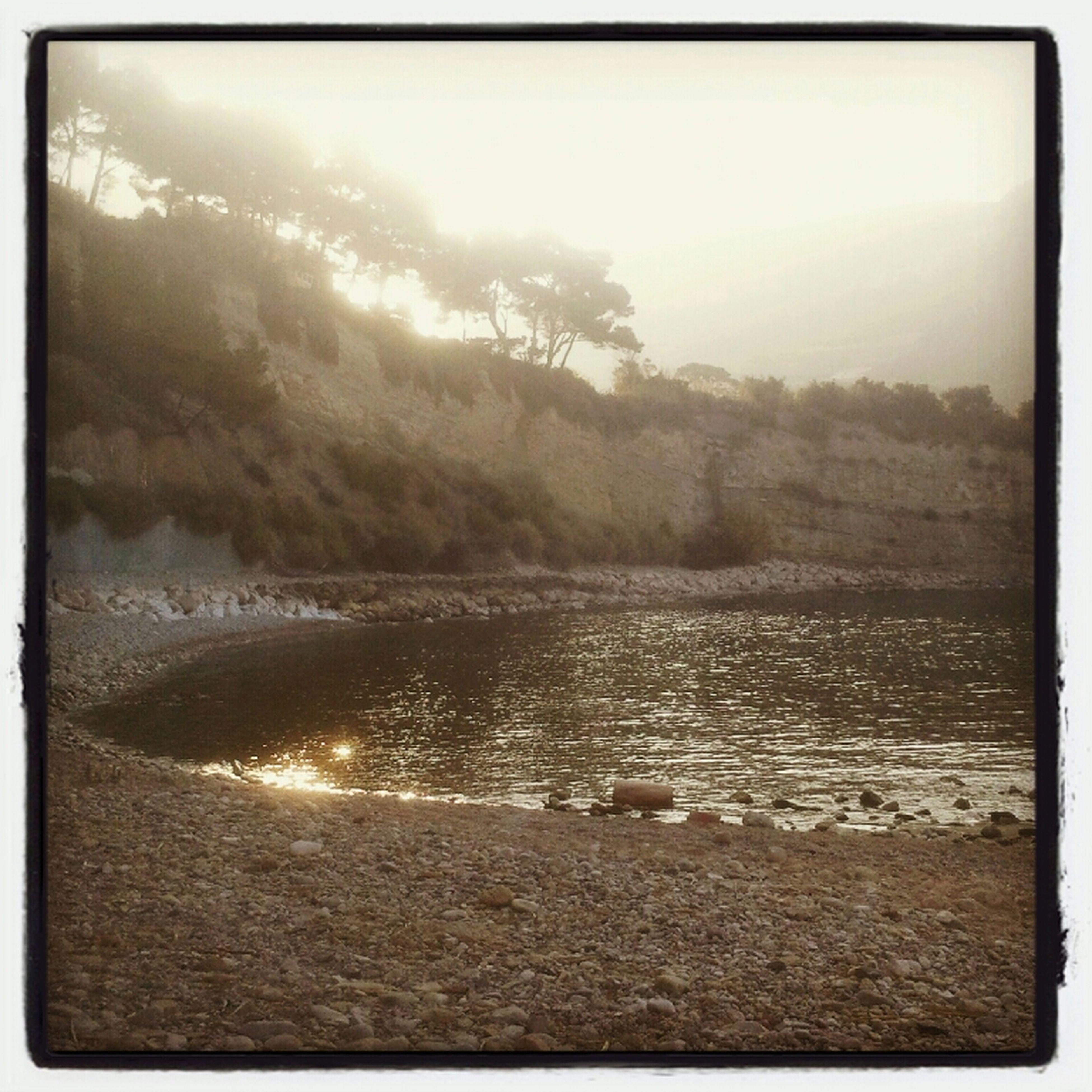 plage de Cassis Byme
