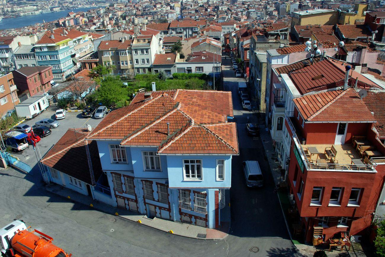 Sokak Edirnekapı Istanbul Turkey Tarihiyarimada Bahcelievler Bahcelievler