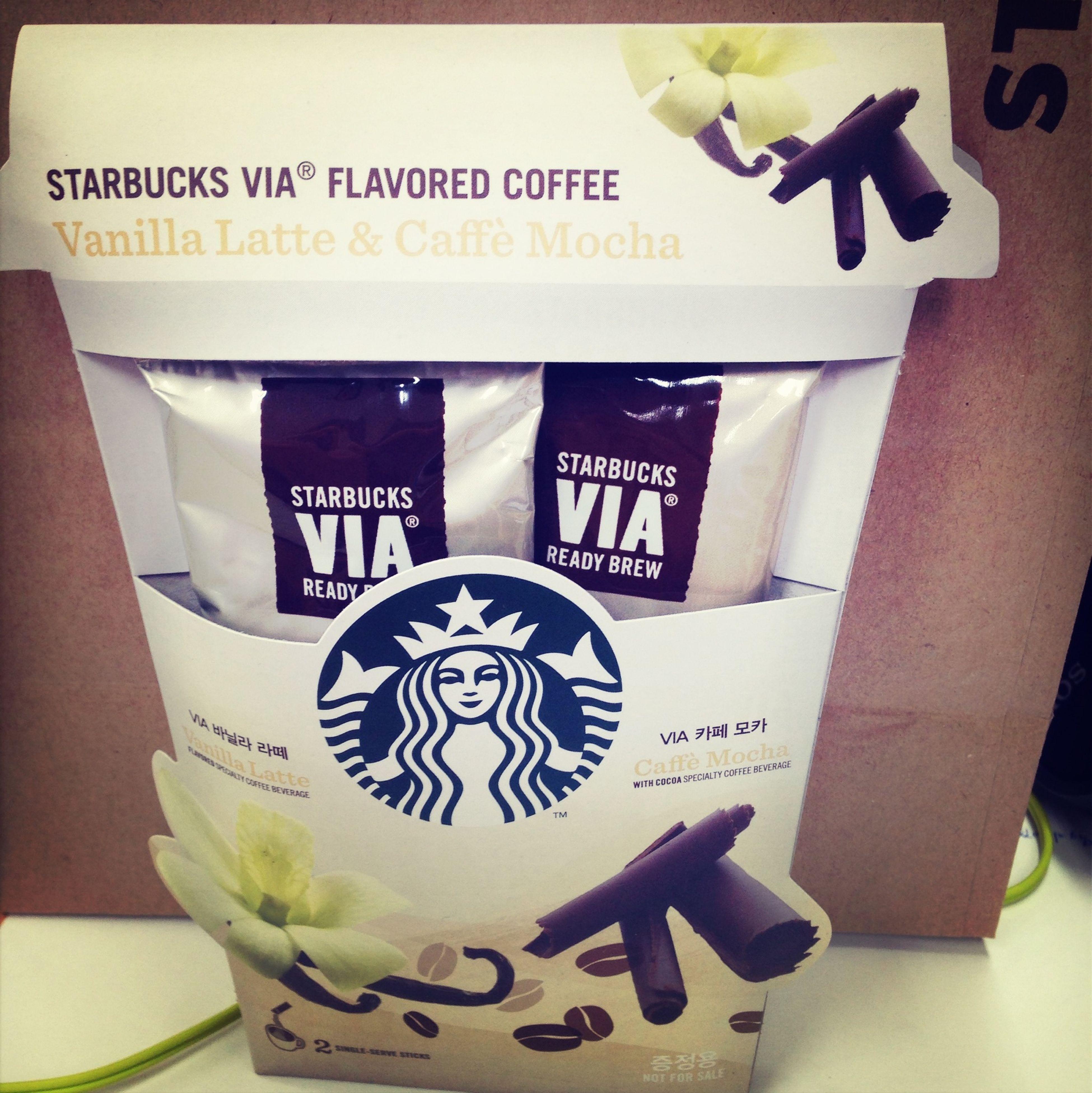 I love starbucks :) Starbucks VíalAtte  Mocha