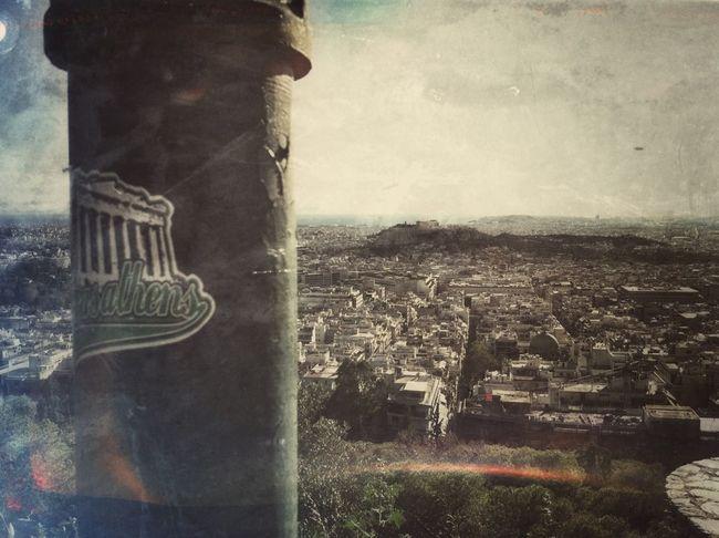 Enjoying The View Cityscapes Acropolis, Athens