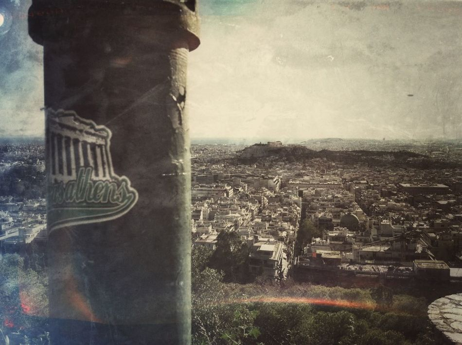 Enjoying The View Cityscapes Acropolis, Athens